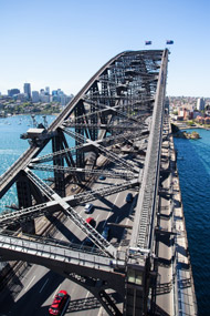 Sydney Harbour Bridge arch