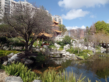 Chinese Gardens of Friendship at Darling Harbour