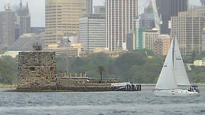 Fort Denison Sydney Harbour