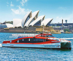 Hop On Hop Off Sydney Harbour Explorer cruise boat small image