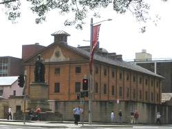 Hyde Park Barracks, Sydney