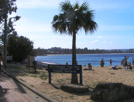 Cabbage Tree Bay, Manly, Sydney