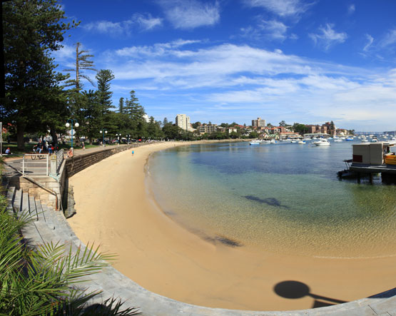Manly Cove, Sydney Harbour