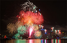 Hotels for viewing Sydney Harbour New Year's Eve fireworks