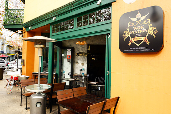 Pyrmont cafes and restaurants, Sydney