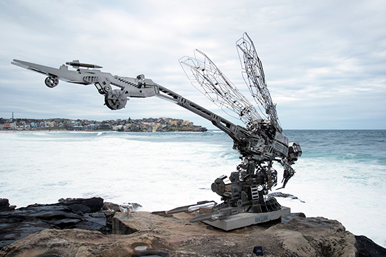Rangerer by Xia Hang, China, at the 
