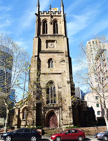 St Patrick's Catholic Church, Sydney