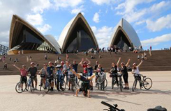 Sydney bicycle tours