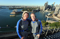 Climb the Sydney Harbour Bridge