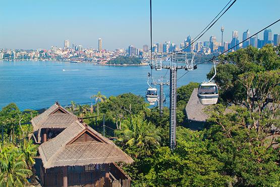 Sydney Harbour Cable Car