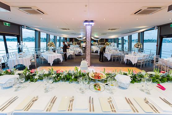 Wedding Function On Sydney Harbour Cruise Boat